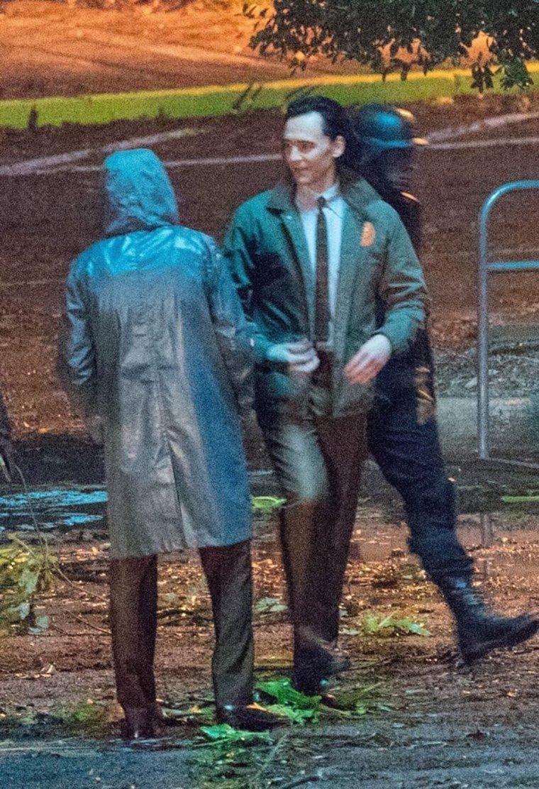 Loki - Photo de tournage 01