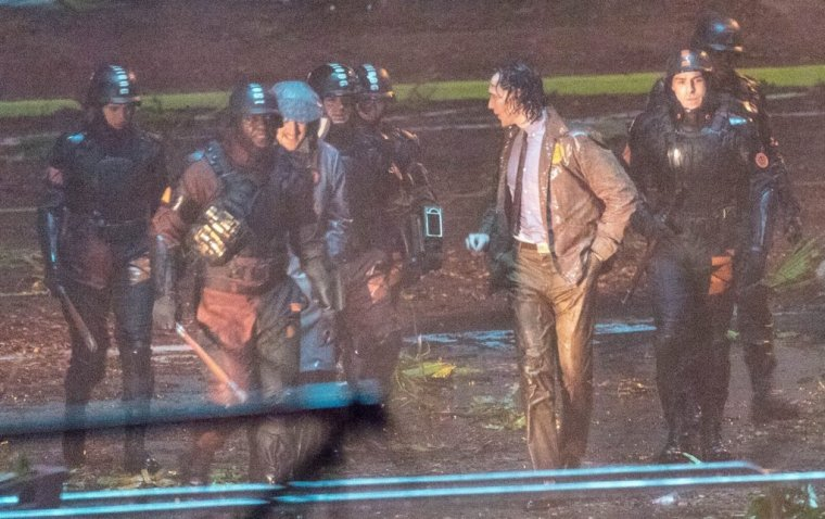 Loki - Photo de tournage 02