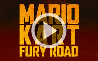 Mario Kart rencontre Mad Max Fury Road