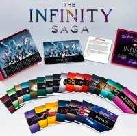 Marvel : l'Infinity Saga a droit à un sublime coffret collector Blu-ray 4K