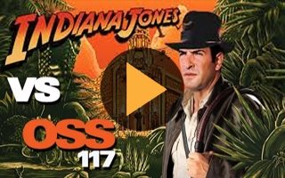 Mashup : quand Indiana Jones rencontre OSS 117