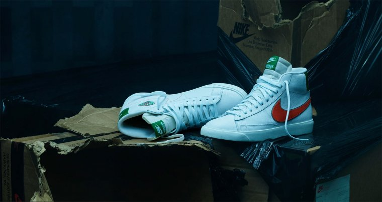 Nike X Stranger Things -  Blazer Mid 01