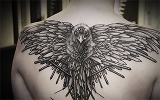 On a offert un tatouage Games of Thrones à cinq fans de la série