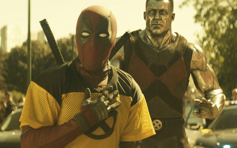Deadpool 2 image 01