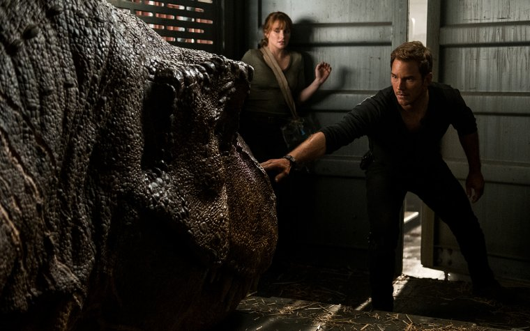 Jurassic World : Fallen Kingdom 01