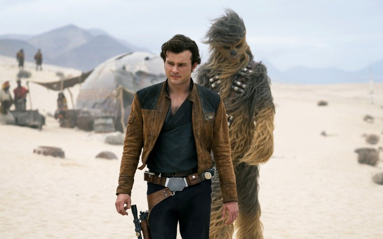 Solo : A Star Wars Story 01