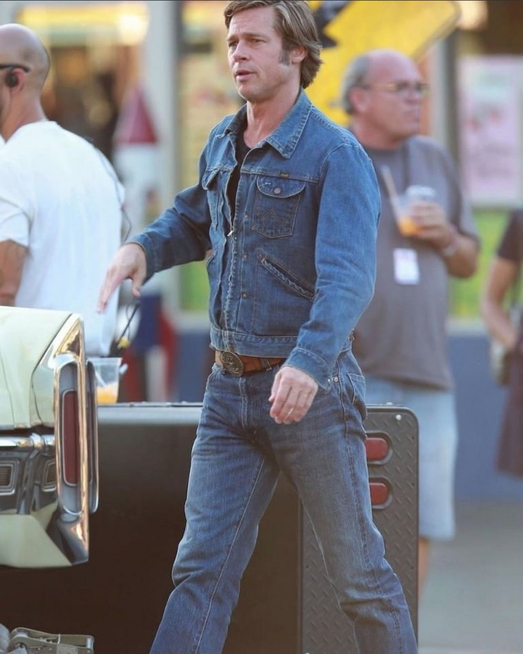 Once Upon A Time In Hollywood - Photo de tournage 04