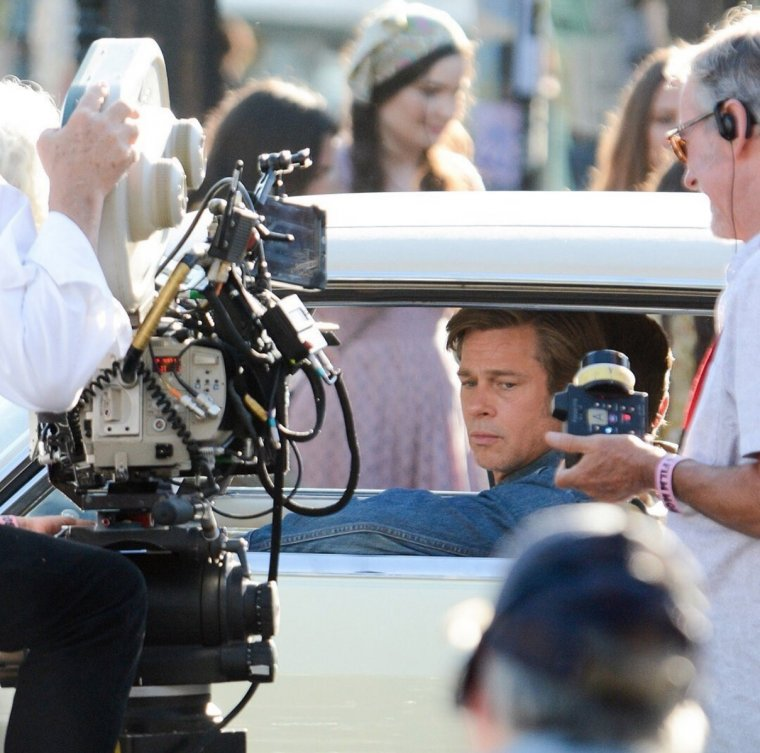 Once Upon A Time In Hollywood - Photo de tournage 05