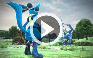 Pokkén Tournament : quand Pokémon rencontre Tekken