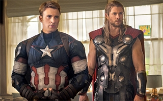 Premières images de The Avengers : Age of Ultron