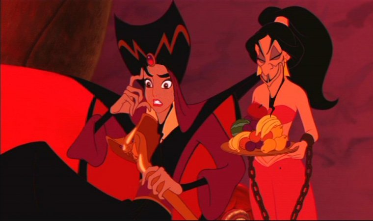 Disney Face Swap : Aladdin 02