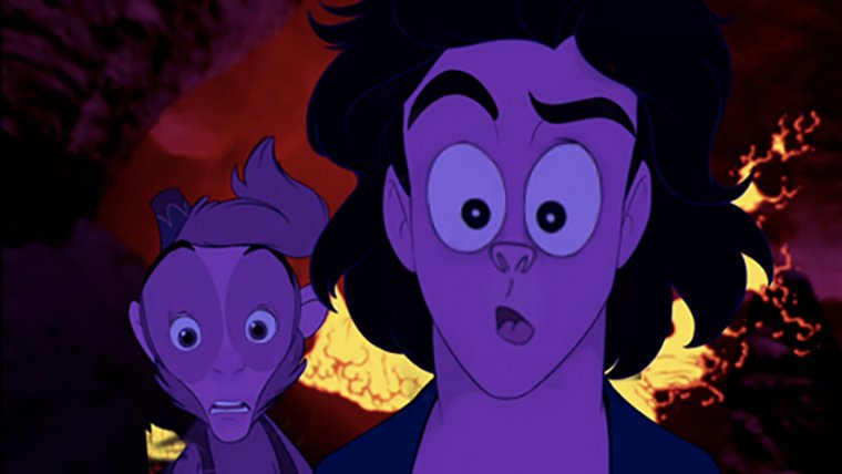 Disney Face Swap : Aladdin 03