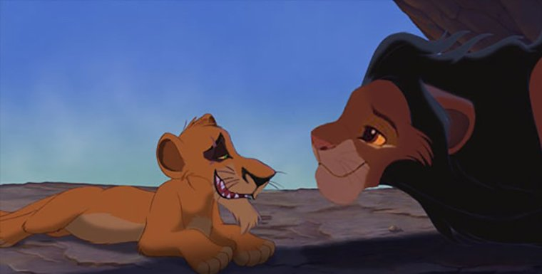 Disney Face Swap : Le Roi Lion