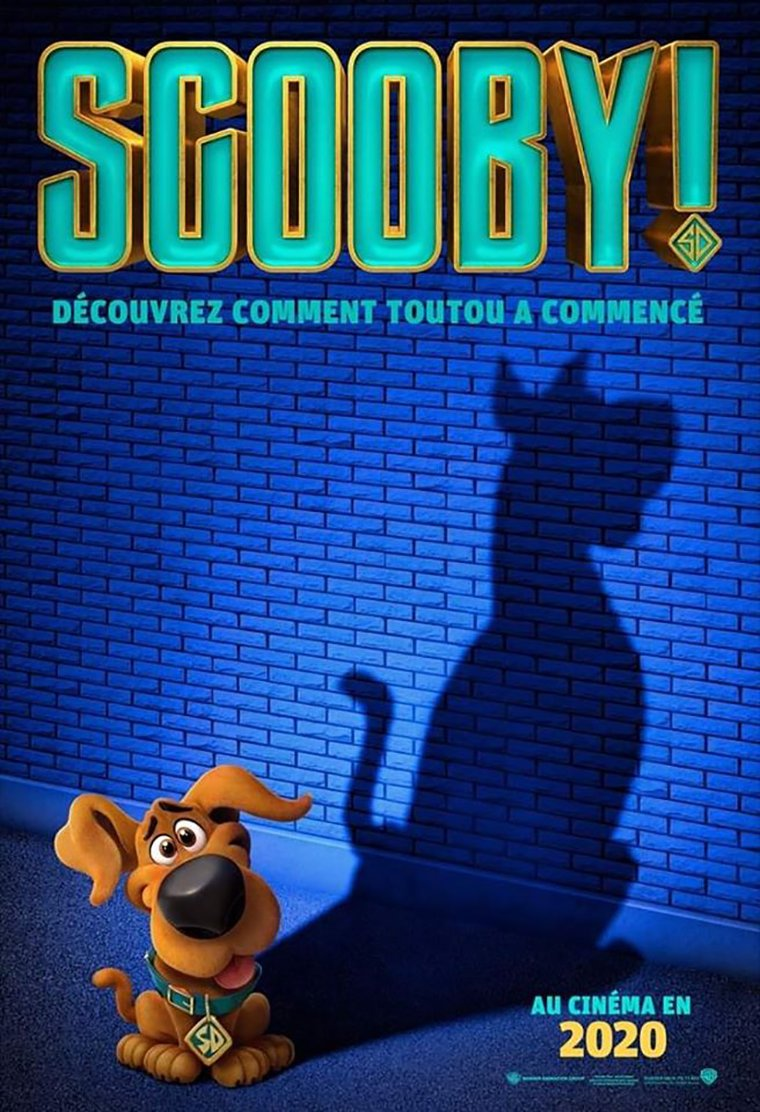 Scooby ! - Affiche teaser