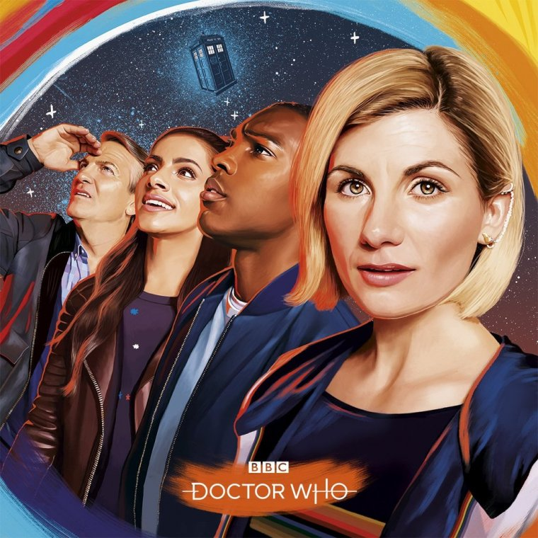 Doctor Who saison 11 - Affiche