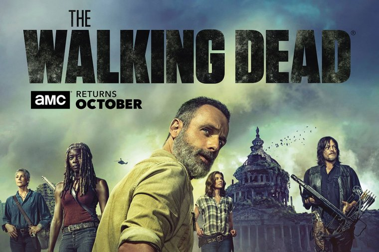 The Walking Dead saison 9 - Visuel promo