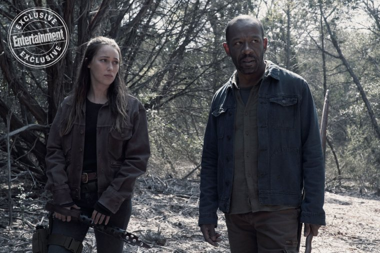 Fear the Walking Dead saison 4B - Image 07