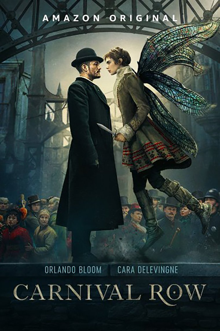 Carnival Row - Affiche