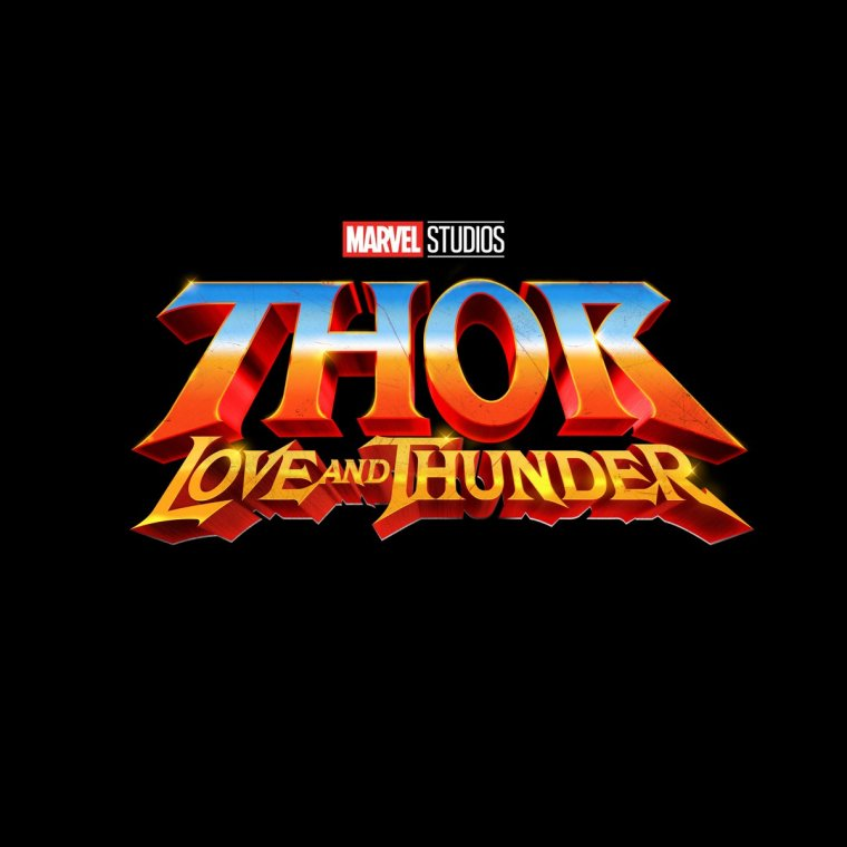 Logo Thor : Love and Thunder
