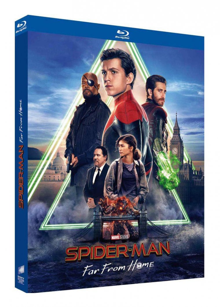 Spider-Man : Far From Home - Blu-ray