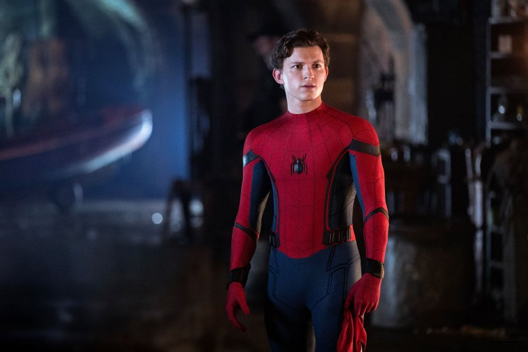 Spider-Man : Far From Home - Tom Holland