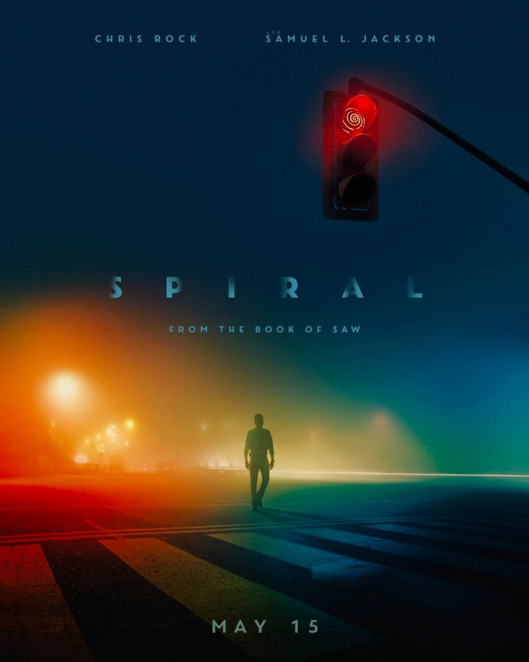 Spiral : From the Book of Saw - Affiche