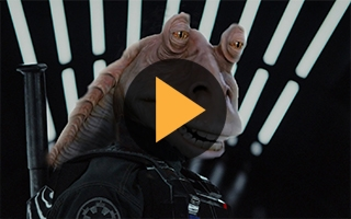 Star Wars : Jar Jar Binks squatte la seconde bande annonce de Rogue One