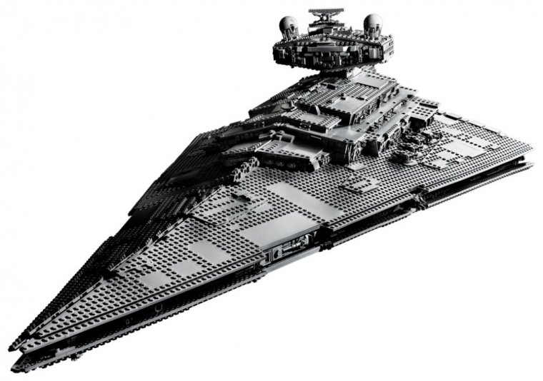 LEGO Star Wars - Star Destroyer 01