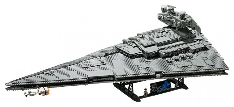 LEGO Star Wars - Star Destroyer 02