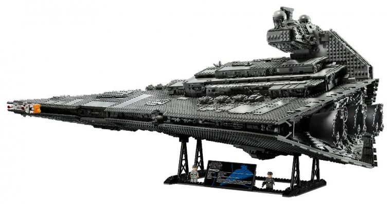 LEGO Star Wars - Star Destroyer 03