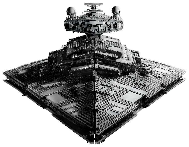 LEGO Star Wars - Star Destroyer 04