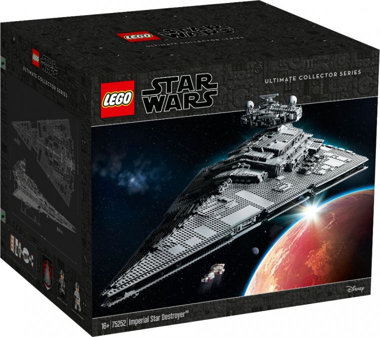 LEGO Star Wars - Star Destroyer 10