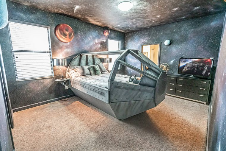 Appartement Star Wars Airbnb 01