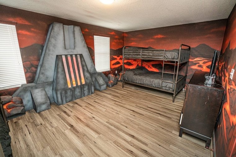 Appartement Star Wars Airbnb 06