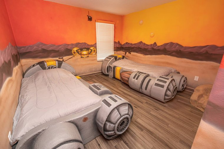 Appartement Star Wars Airbnb 08