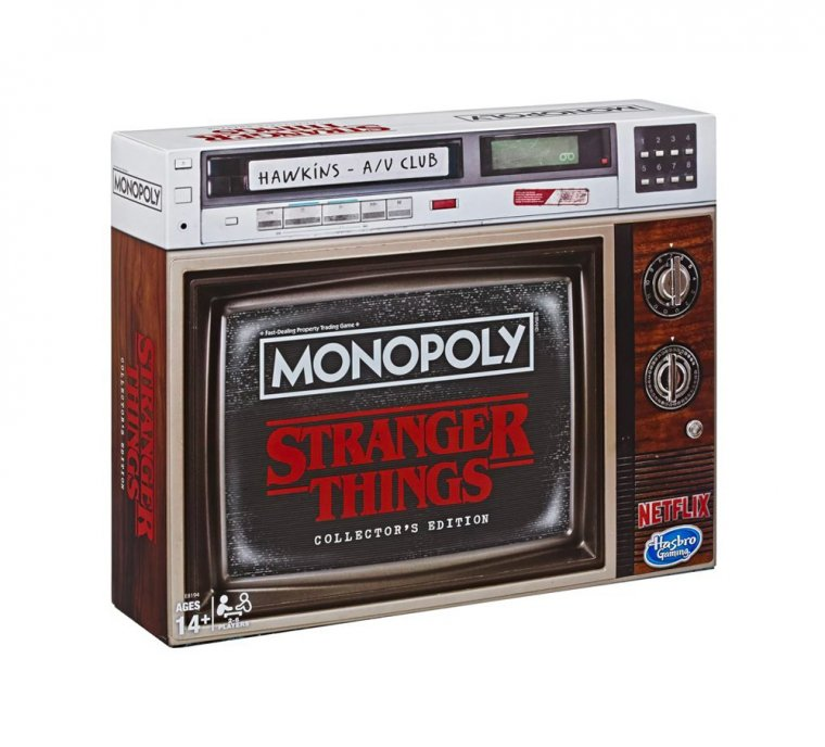 Stranger Things - Monopoly collector 01