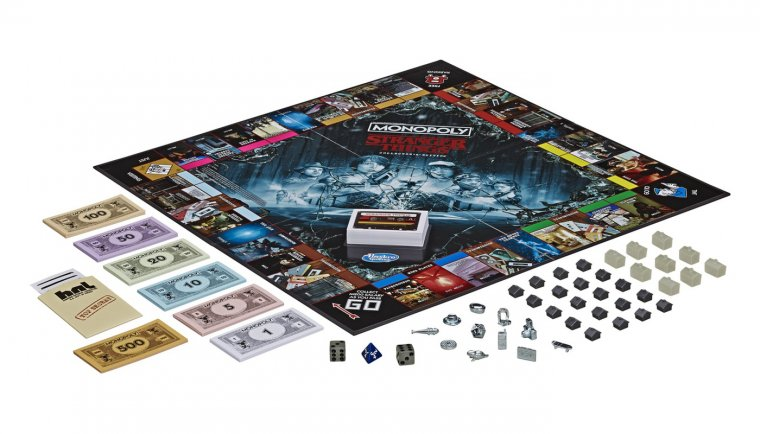 Stranger Things - Monopoly collector 02