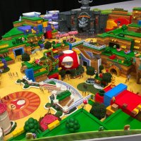 Super Nintendo World : un nouvel aperçu du futur parc d'attraction Nintendo
