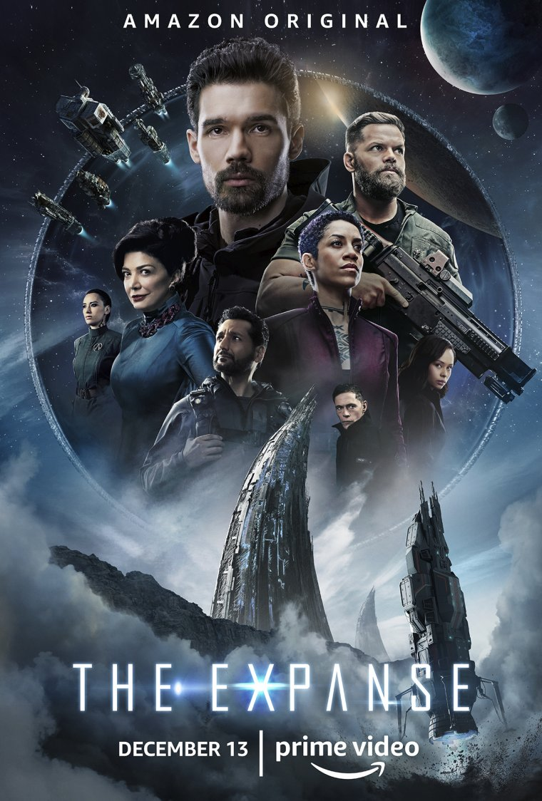 The Expanse - Affiche saison 4