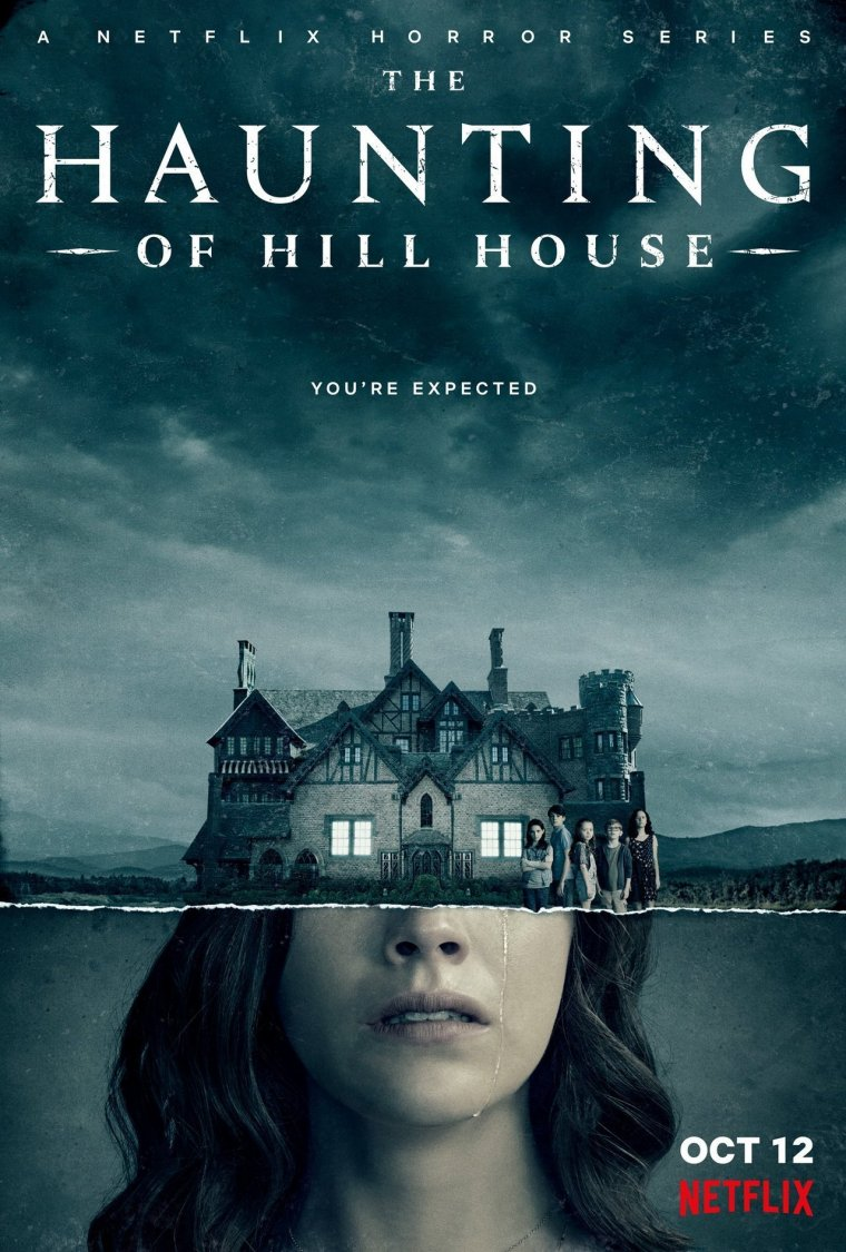 The Haunting of Hill House - Affiche