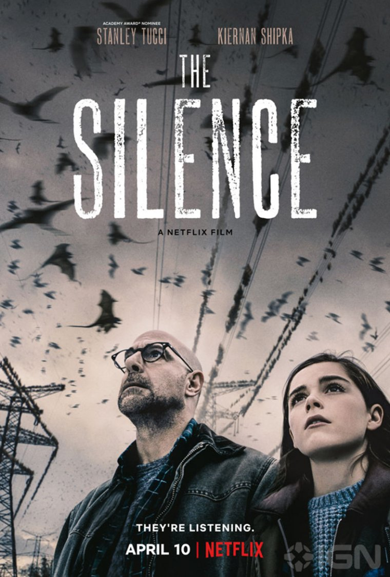 The Silence - Affiche