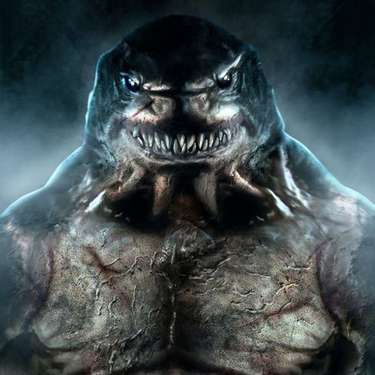 The Suicide Squad - King Shark