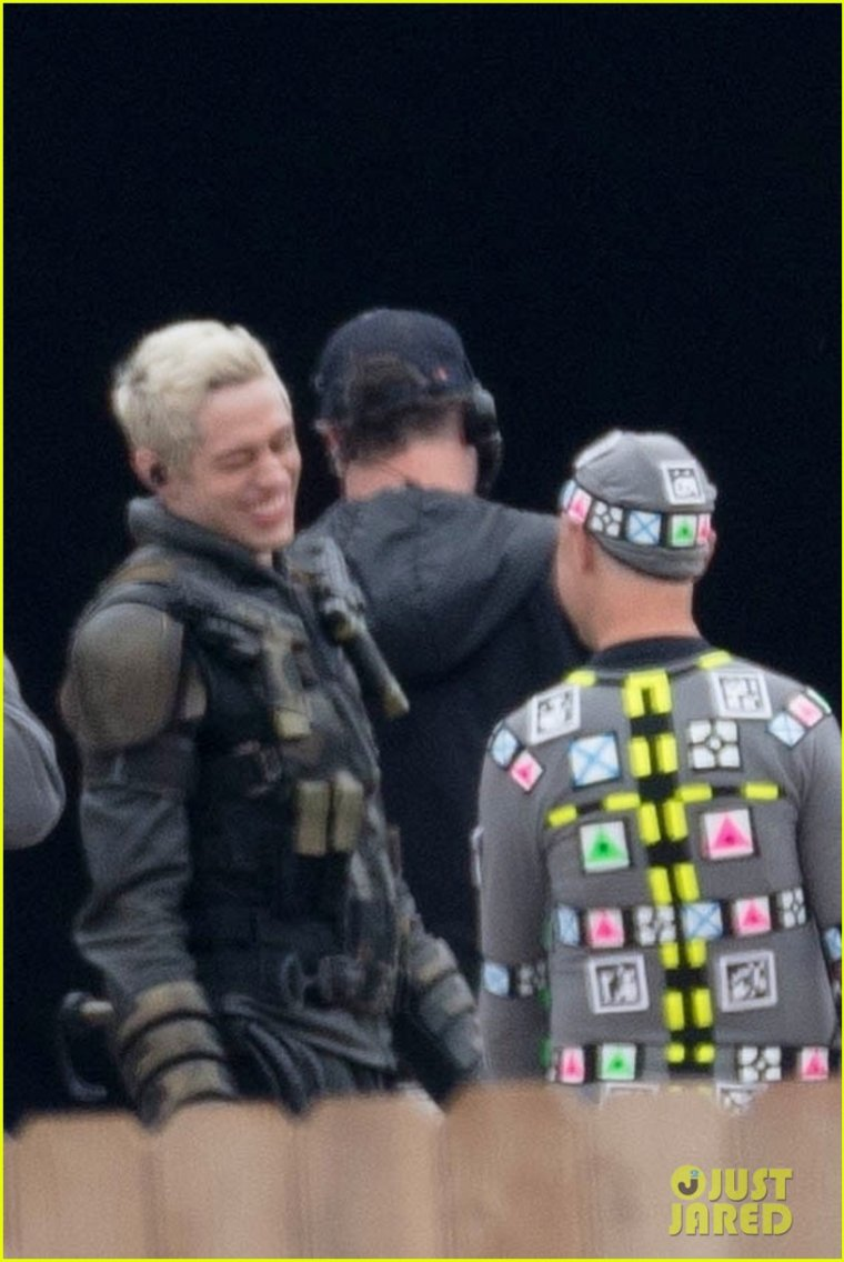 The Suicide Squad - Photo de tournage 01