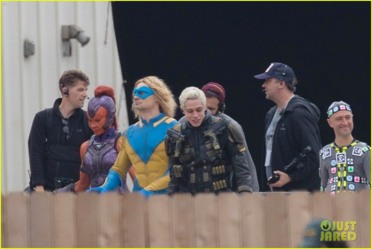 The Suicide Squad - Photo de tournage 03