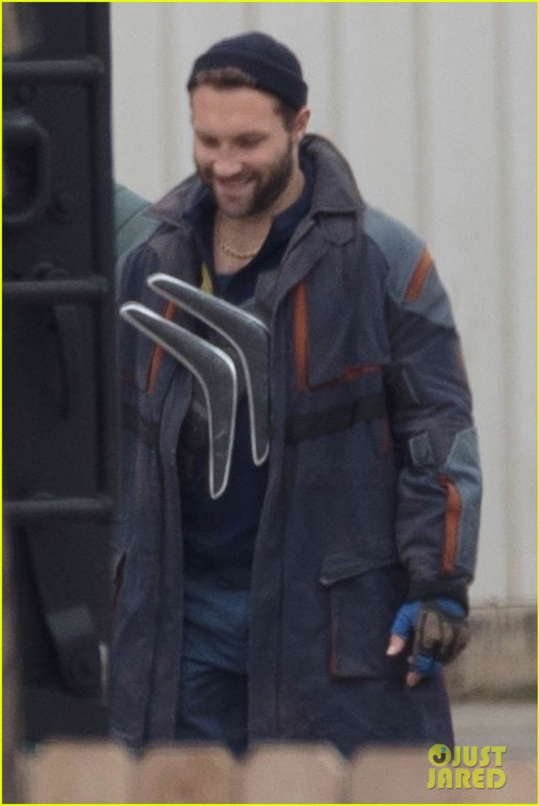 The Suicide Squad - Photo de tournage 06