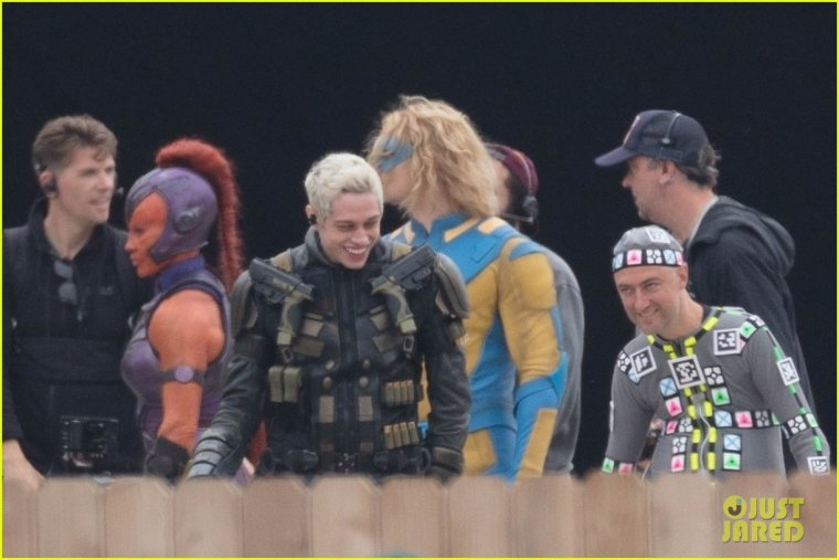 The Suicide Squad - Photo de tournage 10
