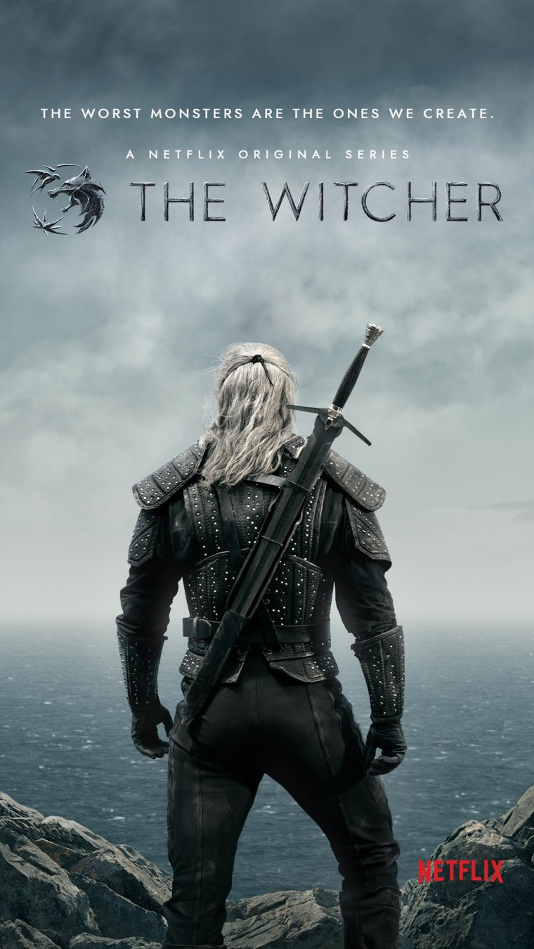 The Witcher - Affiche