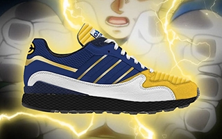 Toutes les baskets de la future collection Dragon Ball Z d'Adidas