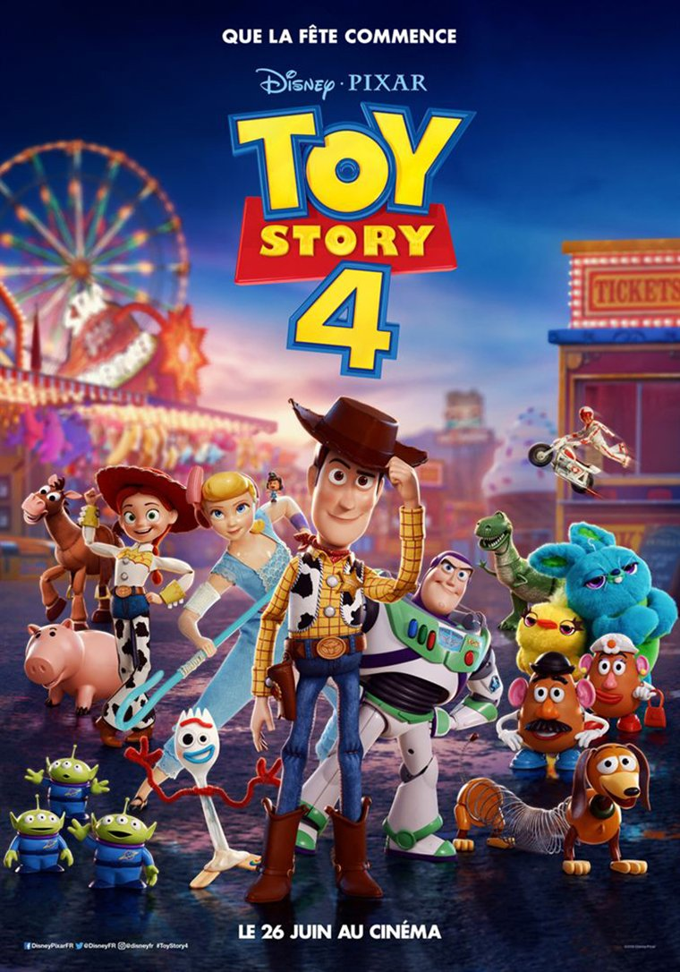 Toy Story 4 Suomi