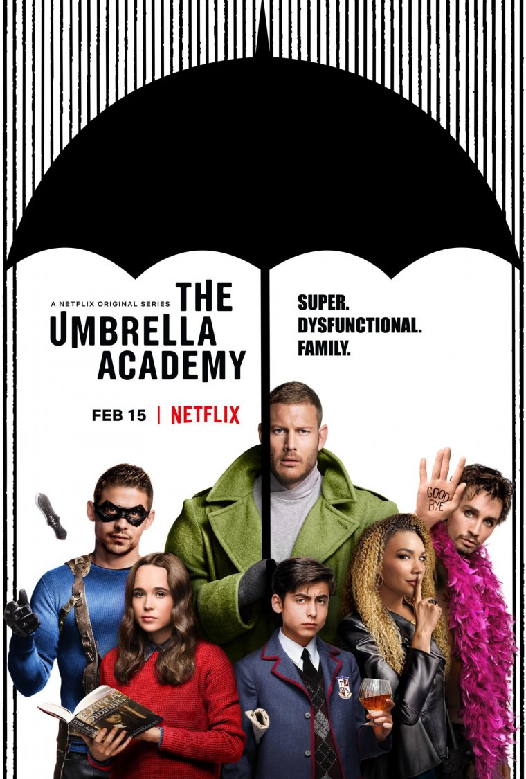 Umbrella Academy - Affiche